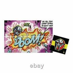 MF Doom Operation Doomsday 7 Inch Collection Box Set Coloured Vinyl