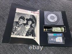 Martini Ranch CD-Single 3-Inch MC Promo Box-Set REACH 1988 MARTINI BOTTLE rare