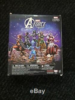 Marvel Legends 6 Inch Action Figure Exclusive Box Set A-Force