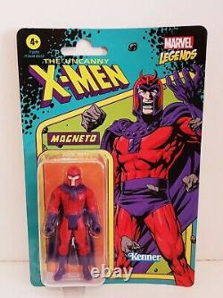 Marvel Legends Retro Collection Wave 1 Set of 6 3.75 inch Action Figures Kenner