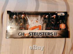 Mattel Ghostbusters 2 Exclusive Holiday 6 Inch Action Figure 4Pack Box Set Stant