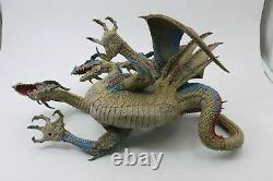 McFarlane Dragons Series 7 Hydra Clan 12 Inch Box Set 2007 Toys INCOMPLETE