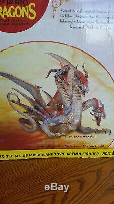 McFarlane Dragons Series 7 Hydra Clan 12 Inch Box Set New 2007 MIB RARE