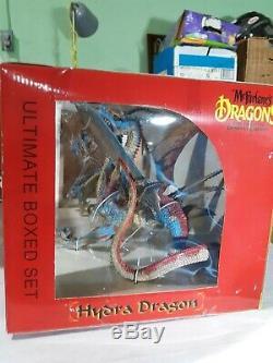 McFarlane Dragons Series 7 Hydra Clan 12 Inch Box Set New 2007 Toys A26
