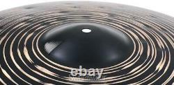 Meinl Cymbals Classics Custom Dark Cymbal Box Set with Free 12 inch Trash Splash