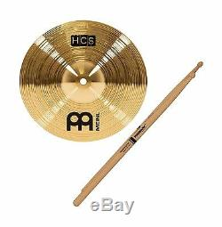 Meinl Cymbals HCS1314+10S HCS Pack Cymbal Box Set with 13-Inch. Free Shipping