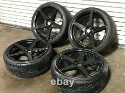 Mercedes Benz Oem W219 Cls500 Cls550 Cls55 Front Rear Rim Wheel And Tire Set 20