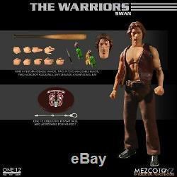 Mezco ONE12 COLLECTIVE The Warriors Deluxe Box Set 6 inch figures PRESALE NEW