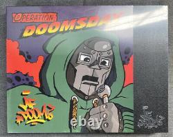 Mf Doom Operation Doomsday 7 Inch Box Set Sealed