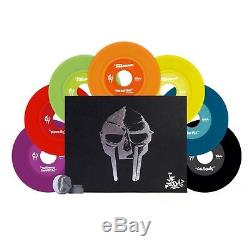 Mf Doom Operation Doomsday 7 Inch Collection Box Set Coloured Vinyl Rare