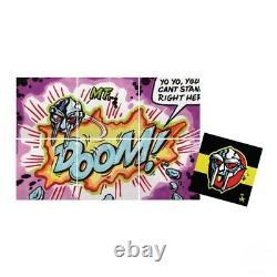 Mf Doom Operation Doomsday 7 Inch Collection Box Set Coloured Vinyl Rare