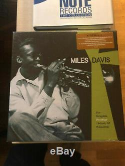 Miles Davis Complete Prestige 10 Inch LP Collection (SEALED 11 Vinyl Box set)