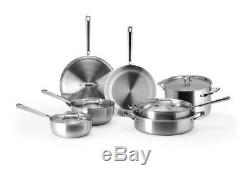 Misen Complete Cookware Set + 8 inch Nonstick Pan all factory new in box