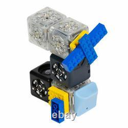Modular Robotics Cubelets Curiosity Set 10 Piece Set with Bluetooth
