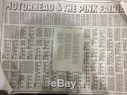 Motorhead Complete Early Years Box Set 7Inch
