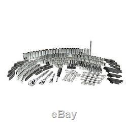 NEW Craftsman 450 Piece Mechanic's Tool Set 3 Drawer Case Box Metric, SAE INCH