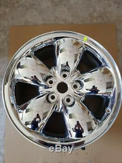 NEW, NOS Set of 4 20 INCH WHEEL DODGE RAM 1500 2002-2005, New In Box, 52110356AC