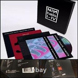 NINE INCH NAILS Halo I-IV 4x LP Vinyl BOX SET Sealed Record Store Day Reznor