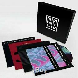 NINE INCH NAILS Halo I-IV Box Set LP Vinyl Record NEW & SEALED
