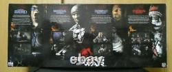 Neca Gears Of War Inches Figure Series Set Boxes Box