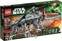 New Sealed Lego 75019 Star Wars At Te Walker Mace Windu 16 Inch Long
