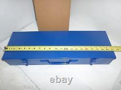 New Williams 33901 21 Piece 3/4 Drive Ratchet Set Tool Set In Metal Box