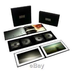 Nine Inch Nails Ghosts I-IV 4LP Vinyl Box Set Hardcover Book Signed NIN New