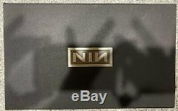 Nine Inch Nails Ghosts I-IV DELUXE Limited Signed CD & LP Box Set RARE 1495/2500