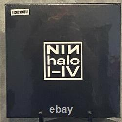 Nine Inch Nails Halos I-IV (4x LP Vinyl Box Set) SEALED Record Store Day RSD