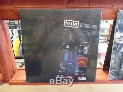 Nine Inch Nails NIN Halo I-IV 4x LP NEW Box Set 120g & 180g vinyl Trent Reznor