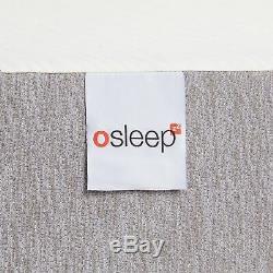 OSleep 12-inch Medium Firm Gel Memory Foam Mattress and Box Spring Set