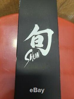Open Box SHUN Premier 8 inch Chef Knife TDM0706