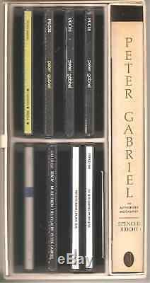 PETER GABRIEL Limited Edition Box Set 8CD + 3 Inch CD + Book BOX