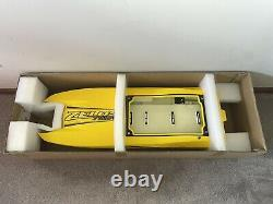 PRB281040 New in Box Hull and Decal Set ProBoat Zelos 36-inch Twin Catamaran BL