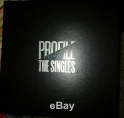 Profile Singles Boxed Set 5 12 inch Vinyl Records RUN DMC DANA DANE INSTRUMENTAL