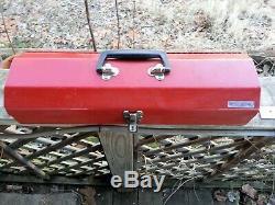 Proto 1/2 Inch Drive Socket Set 21 Pieces #5400 Vintage Tool Box