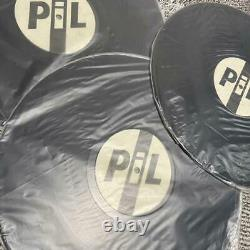 Public Image Ltd Metal Box In Can Analog 12 inch 3-disc set 1979