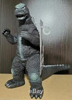 RARE Bandai Godzilla Memorial box set Godzilla 1975 6 inch Vinyl Figure with tag