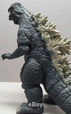 RARE Bandai Godzilla Memorial box set Godzilla 1985 6 inch Vinyl Kaiju Figure