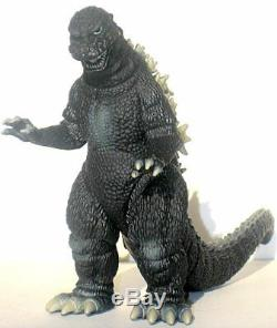 RARE Bandai Godzilla Memorial box set Godzilla 1985 Version 6 inch Vinyl Figure