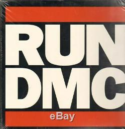 Run-DMC 12-Inch Singles Box Set STILL SEALED, 10 LP BOX SET NEW OVP Profile