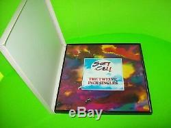 SOFT CELL The Twelve Inch Singles Box Set RARE Vinyl 6 x 12 Records NM New Wave