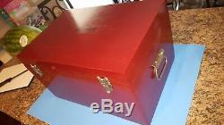 STARRETT 436 1-12 INCH MICROMETER SET wood box 436.1 standards