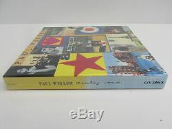 STILL SEALED from 1995 PAUL WELLER stanley road 7 inch BOX SET VINYL the jam