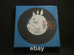 STUDIO GHIBLI 7 inch Box Set Vinyl Record Nausicaa Laputa Totoro From Japan F/S