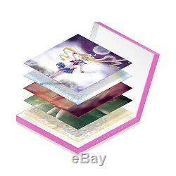 Sailor Moon THE 20TH ANNIVERSARY MEMORIAL TRIBUTE 7inch 5 EP box Set record