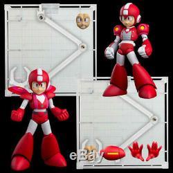 Sentinel Riobot 4 inch Jet Power Rockman Megaman Set no box