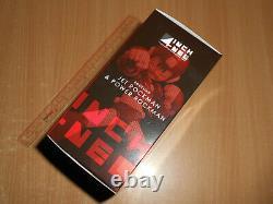 Sentinel Rockman Megaman 4 Inch Jet & Power Rockman Figure Box Set