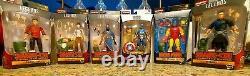 Shang-Chi Marvel Legends 6-Inch Action Figures Wave 1 Set of 6 complete
