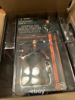 Star Wars 3.75 inch Black Series Figures Wave 1 13 BOX SET BRAND NEW SEALED